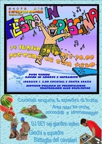 Festa in piscina progetto giovani - Piscina san vito al tagliamento ...