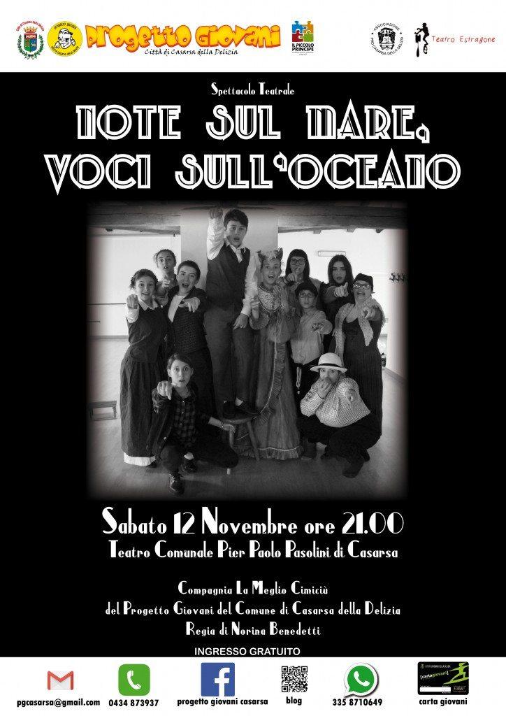 spettacolo teatrale 12.11.2016