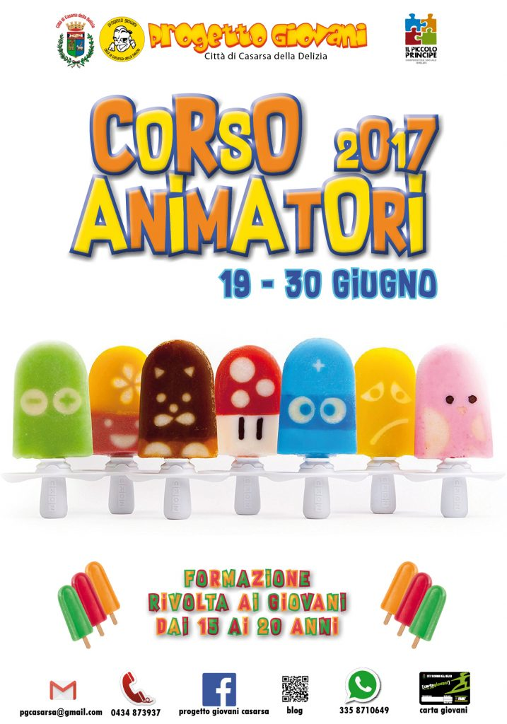 corso animatori 2017
