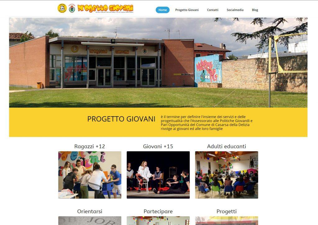 il nuovo sito